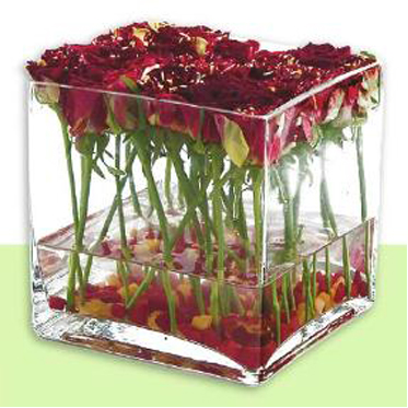 Roses-in-a-Cube
