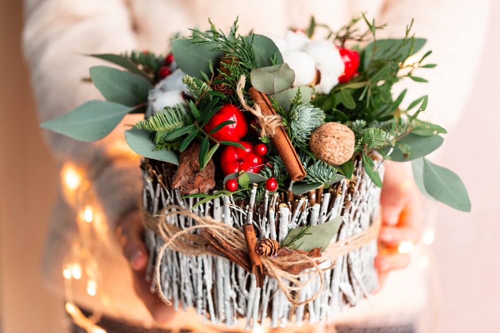 Floral Centerpieces For Winter